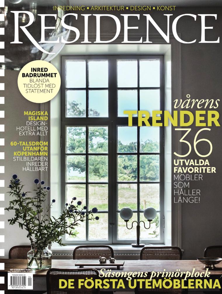 Tidningar residence-nr4-2019-1