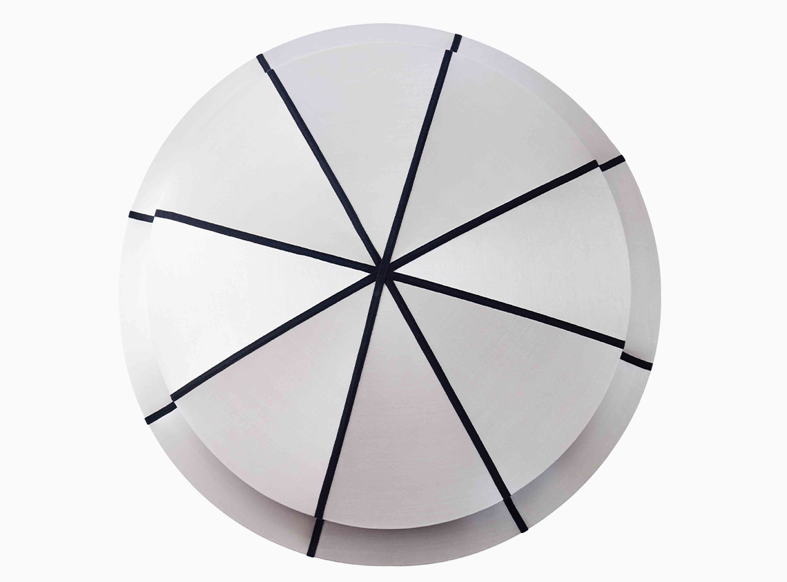 Silklamp produktbild rund