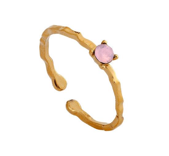 Listbild rosa ring