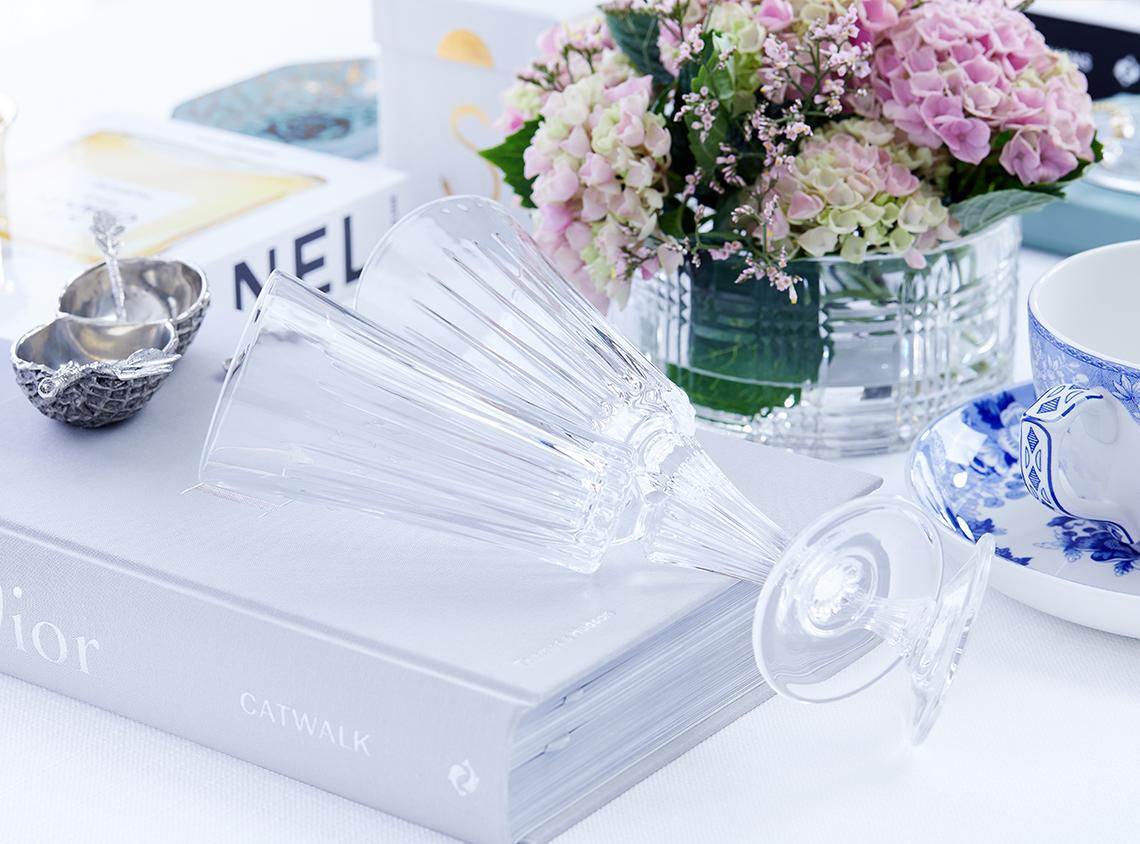 Helbild kristallglas