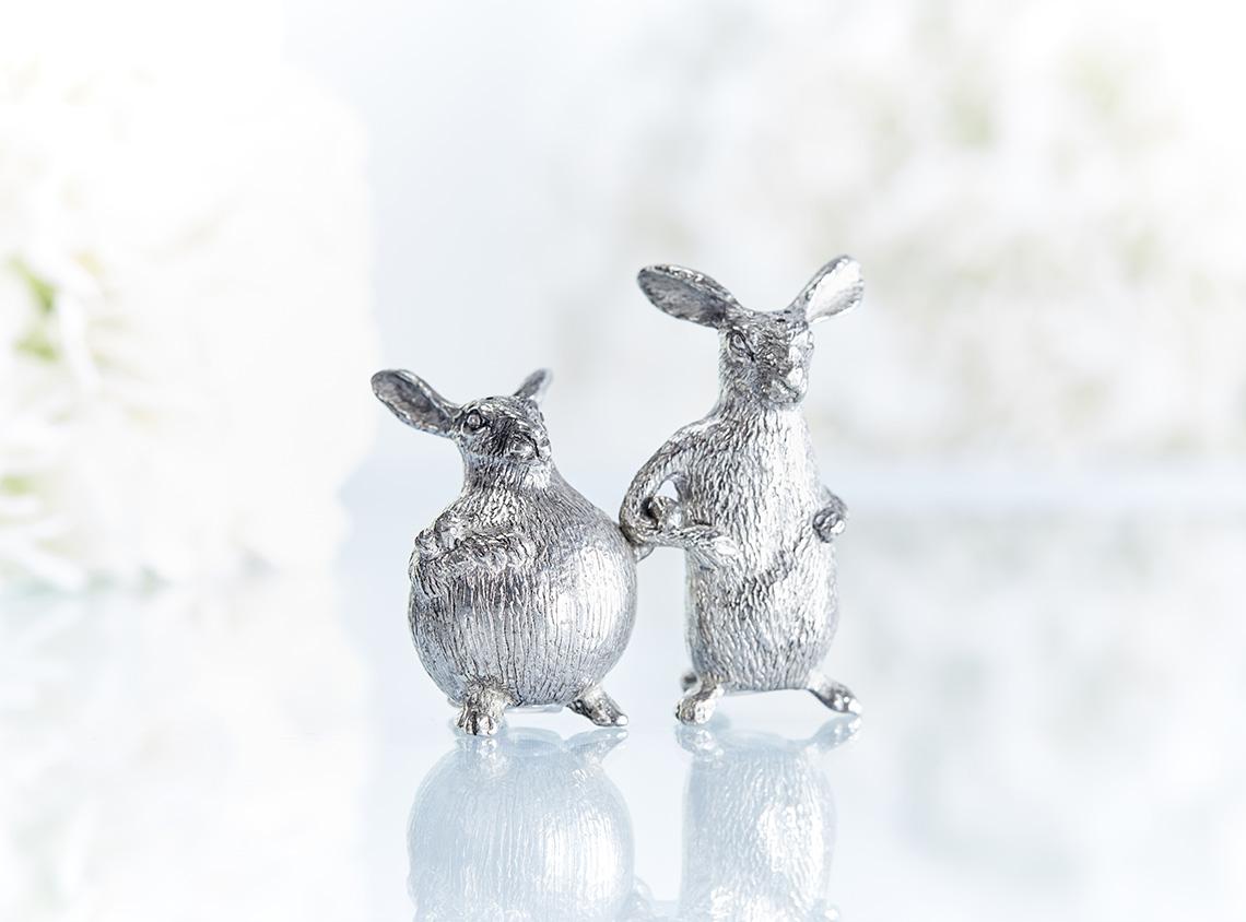 Salt peppar kaniner