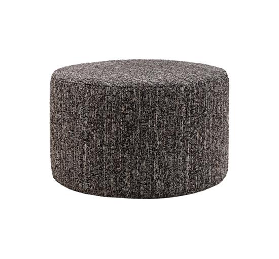 Listbild Cortina fotpall coelle grå liten