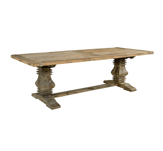 New salvage diningtable 1