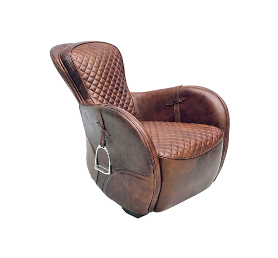 Saddle-armchair 1