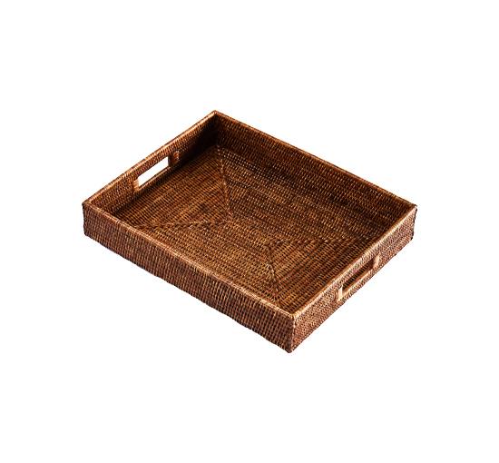 Listbild Antique bricka rotting medium
