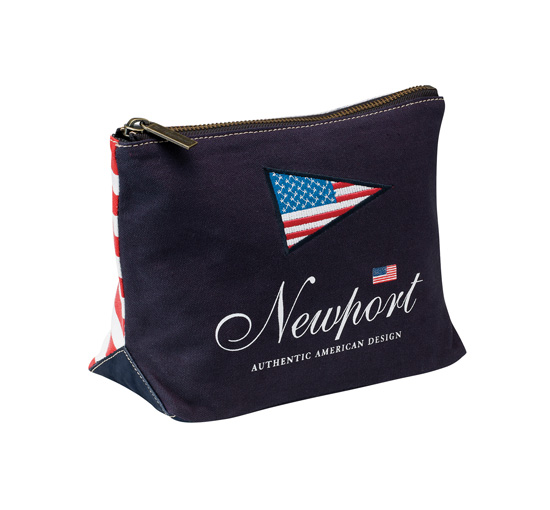Newport west hampton necessär navy 1