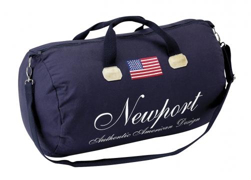 Newport weekendbag cypress point blå 2