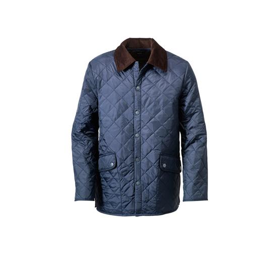 Newport jacka montauk blå 1