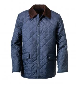 Newport jacka montauk  blå 2
