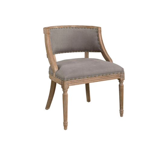 Maple-armchair-grey 1