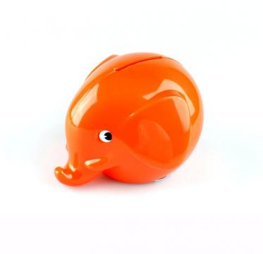 Norsu-elefant-orange-maxi