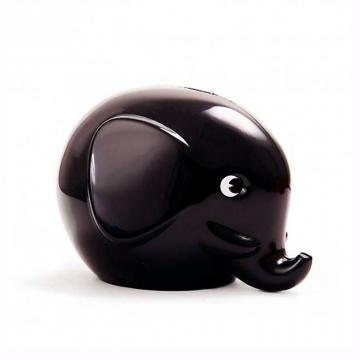 Norsu-elefant-svart-maxi