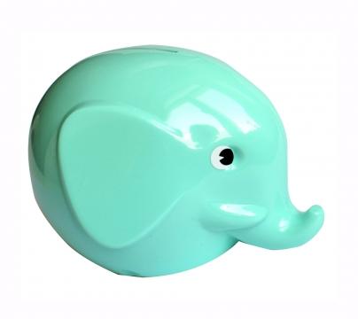 Norsu-elefant-mint-maxi