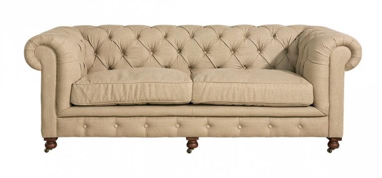 Kensington sofa linnen 2
