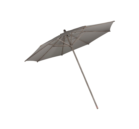 Portofino parasolstand grey 1