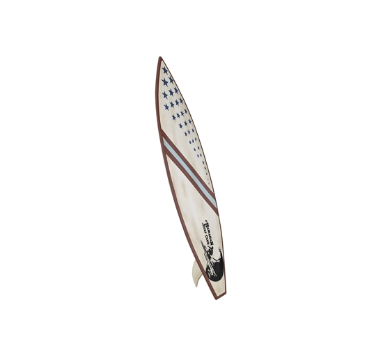 Surf board white 1