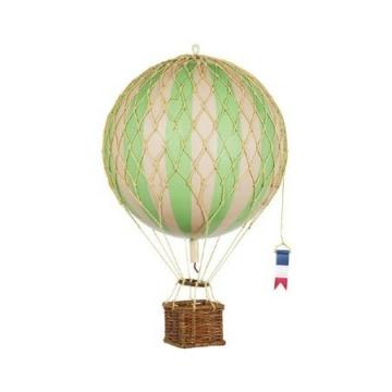 Luftballong grön Travels Light