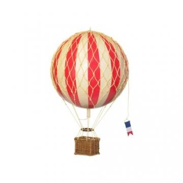 Luftballong röd Travels Light
