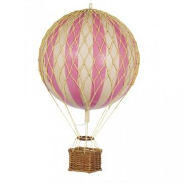 Luftballong rosa Travels