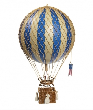 Luftballong blå Royal