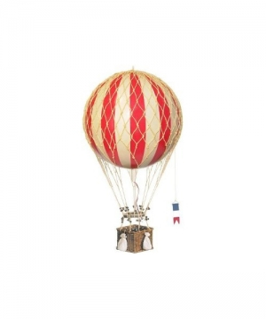 Röd luftballong