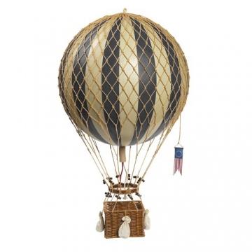 Luftballong svart