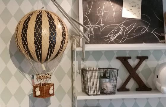 Luftballonger barnrum