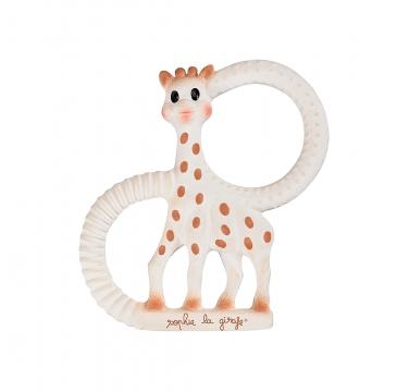 Sophie-la-girafe teether