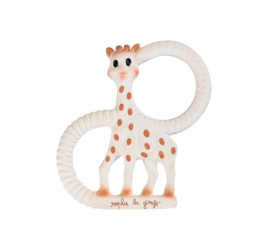 Sophie-la-girafe teether lista