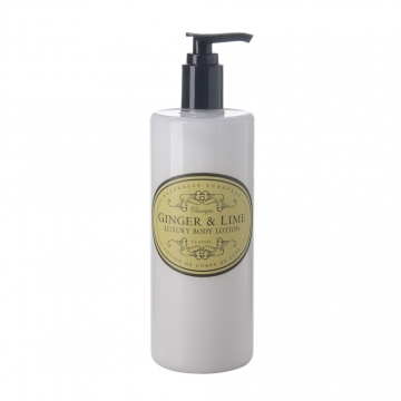Ginger lime lotion 2