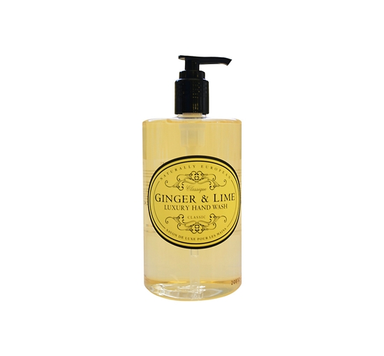 Ginger lime hand wash 1