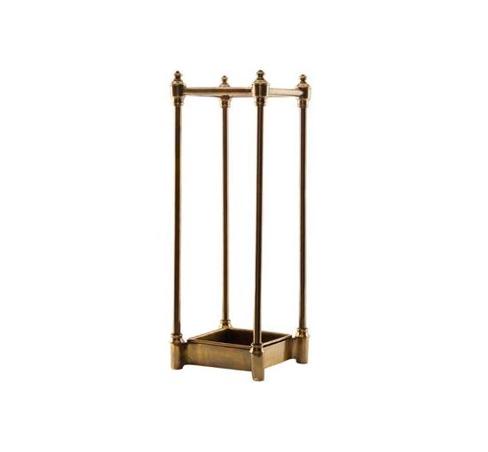 Umbrella stand brass 1