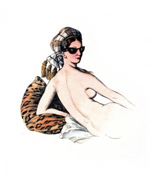 Odalesque illustration