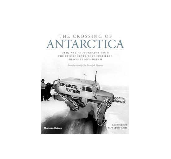 Crossing antarctica 1