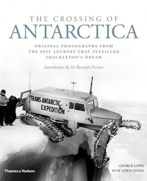 Crossing antarctica 2