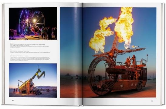 Art of burning man 6
