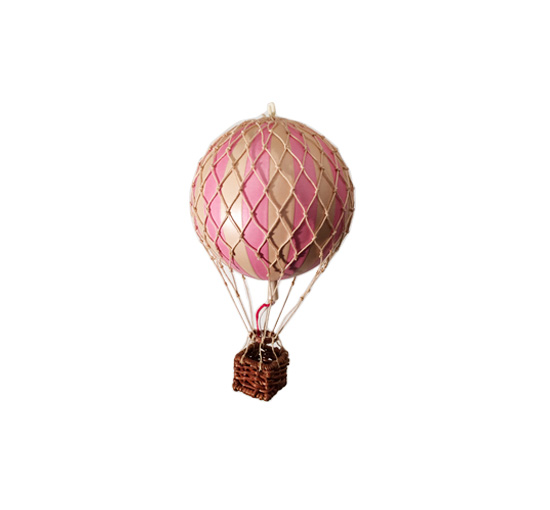 Luftballong limited pink 1