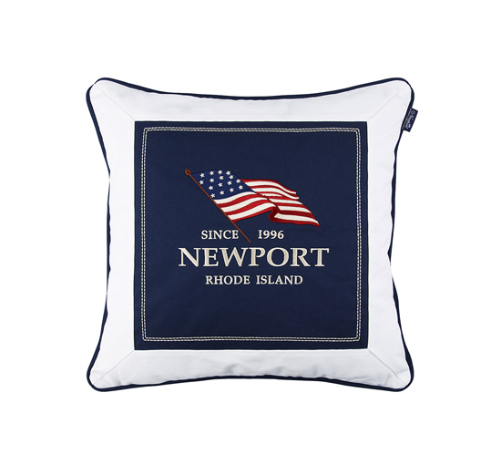 Seabrook flag pillow 1