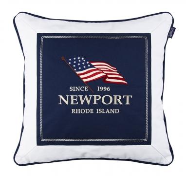 Seabrook flag pillow 2