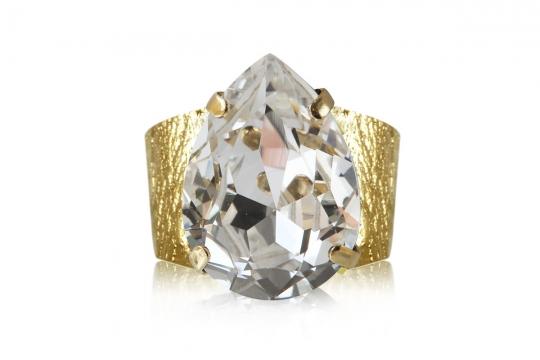 Webbild classic-drop-ring-crystal