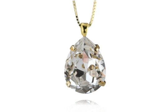 Webbild classic-drop-necklace-crystal