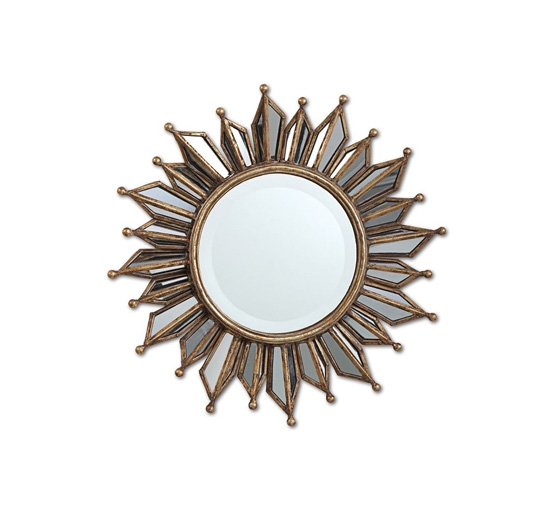 Sunburst small mirror 1  large