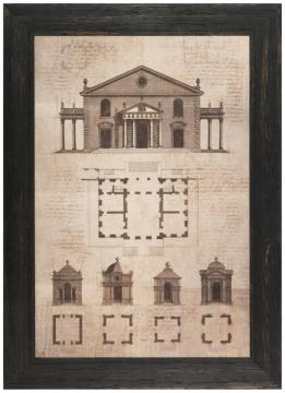 Architectural sketch 2 2