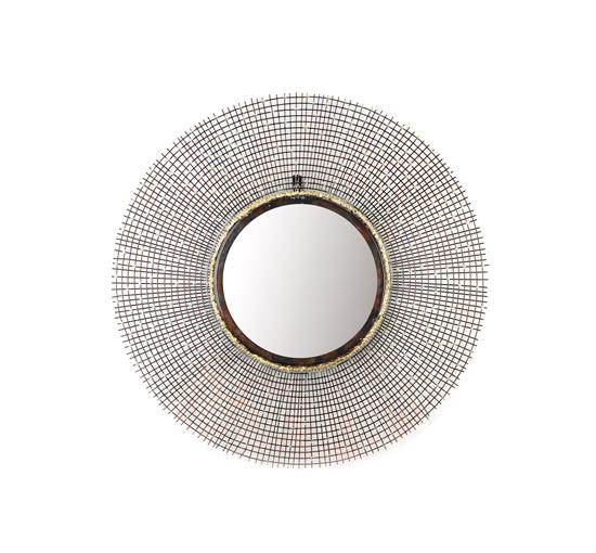 Modello round wall mirror 1
