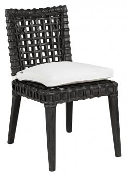 Aspen matstol svart 2