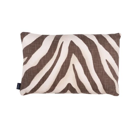 Kudde zebra brown 40-60-1