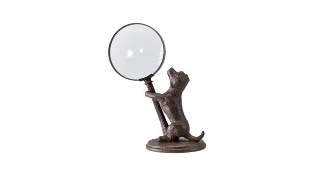 Chehoma art hund forstoringsglas 33