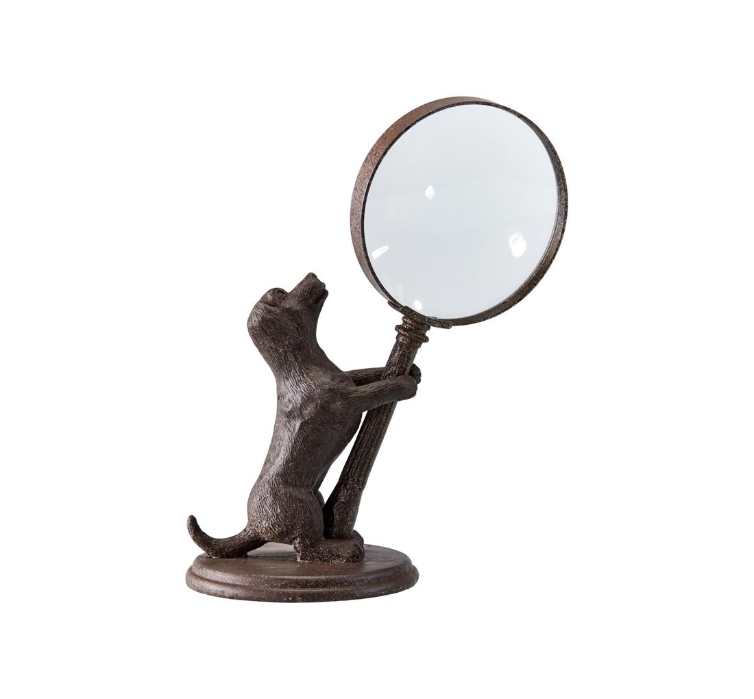Chehoma art hund forstoringsglas 34-2
