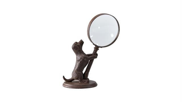 Chehoma art hund forstoringsglas 34