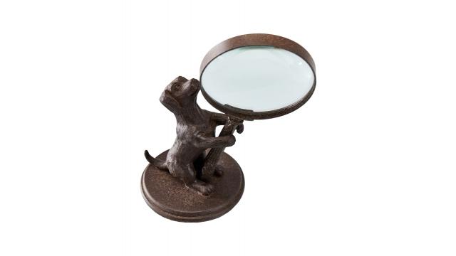 Chehoma art hund forstoringsglas 35